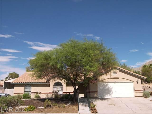 1700 Monterey Sunrise Drive, Las Vegas, NV 89156 (MLS #2319437) :: Lindstrom Radcliffe Group