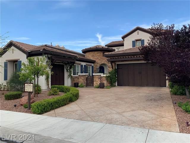 2125 Alcova Ridge Drive, Las Vegas, NV 89135 (MLS #2319469) :: Keller Williams Realty