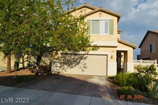 1161 Cactus Rock Street, Henderson, NV 89011 (MLS #2319479) :: Lindstrom Radcliffe Group