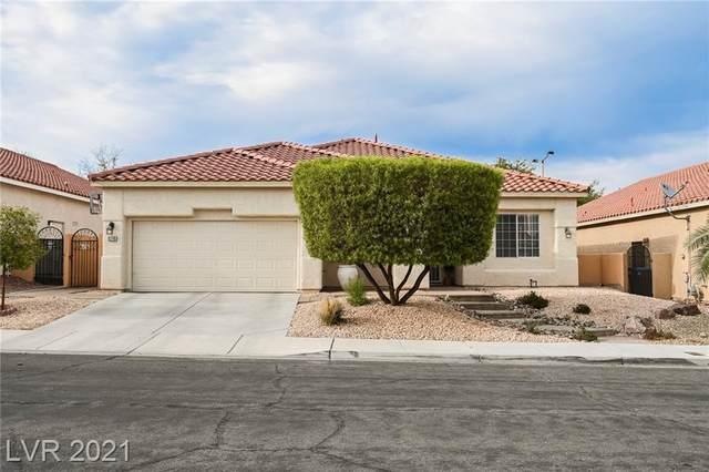 8240 Sedona Sunset Drive, Las Vegas, NV 89128 (MLS #2319482) :: The Shear Team
