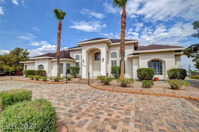 6240 N Hualapai Way, Las Vegas, NV 89149 (MLS #2319487) :: The Chris Binney Group | eXp Realty