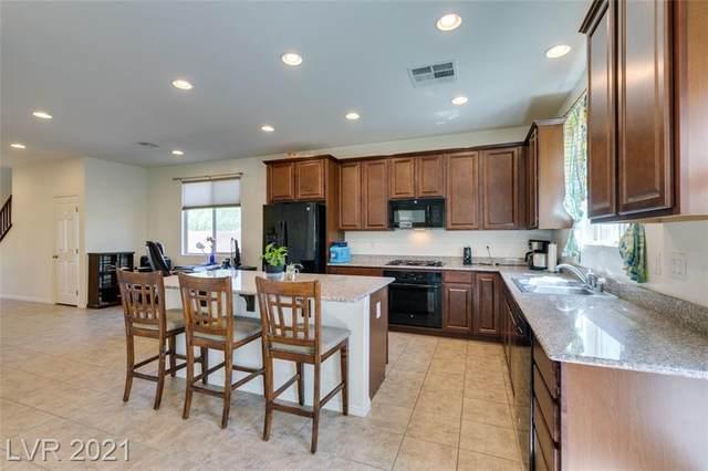 6506 Dolian Creek Street, Las Vegas, NV 89148 (MLS #2319491) :: The Chris Binney Group | eXp Realty