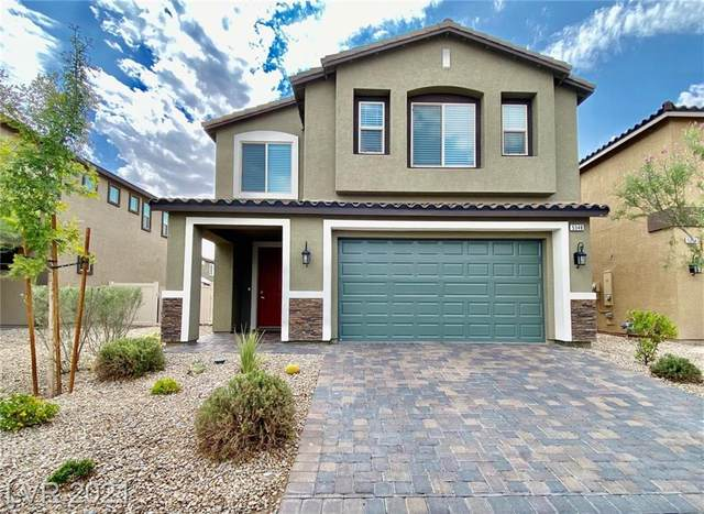 5348 Mountain Garland Lane, North Las Vegas, NV 89081 (MLS #2319494) :: The Chris Binney Group   eXp Realty