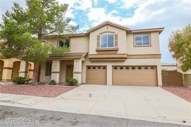 33 Desert Gallery Street, Henderson, NV 89012 (MLS #2319530) :: Keller Williams Realty