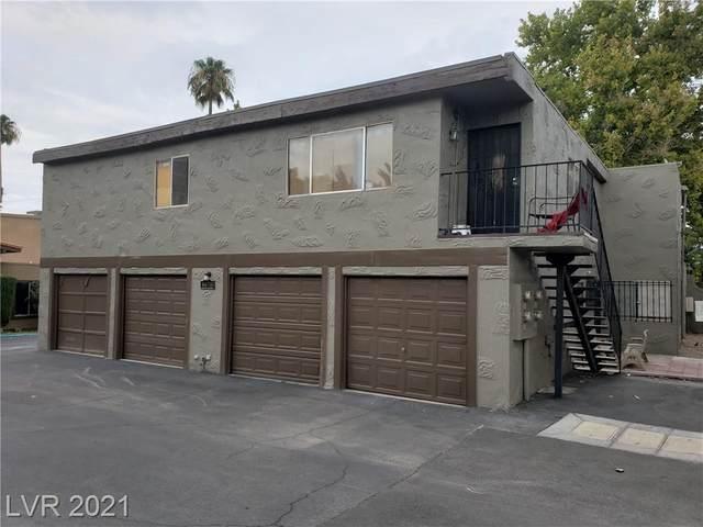 4678 Monterey Circle #4, Las Vegas, NV 89169 (MLS #2319531) :: Lindstrom Radcliffe Group
