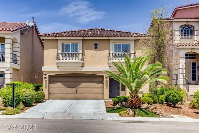 6722 Flamenco Court, Las Vegas, NV 89139 (MLS #2319537) :: Custom Fit Real Estate Group