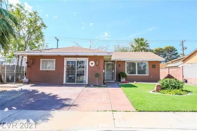 2916 Brady Avenue, Las Vegas, NV 89101 (MLS #2319539) :: Hebert Group | Realty One Group