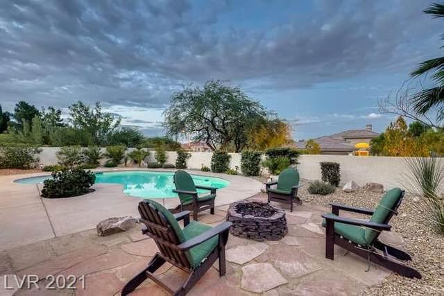 304 Desert Rim Court, Las Vegas, NV 89144 (MLS #2319545) :: The Perna Group