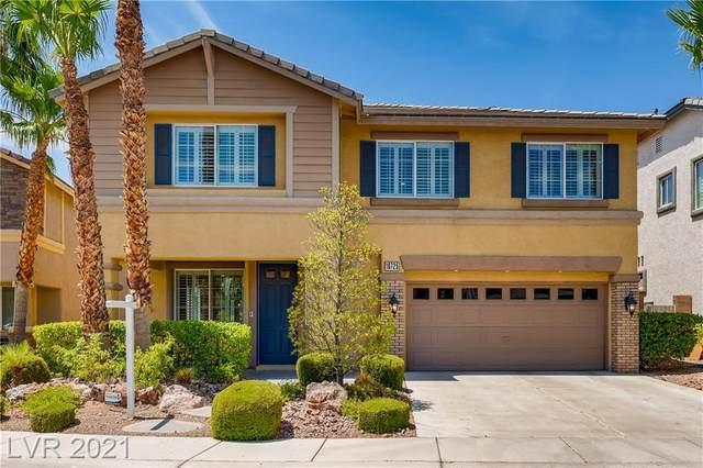 10725 Elk Lake Drive, Las Vegas, NV 89144 (MLS #2319548) :: The Perna Group