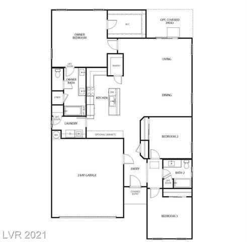 81 Summer Rhapsody Avenue Lot 27, Henderson, NV 89015 (MLS #2319551) :: Lindstrom Radcliffe Group