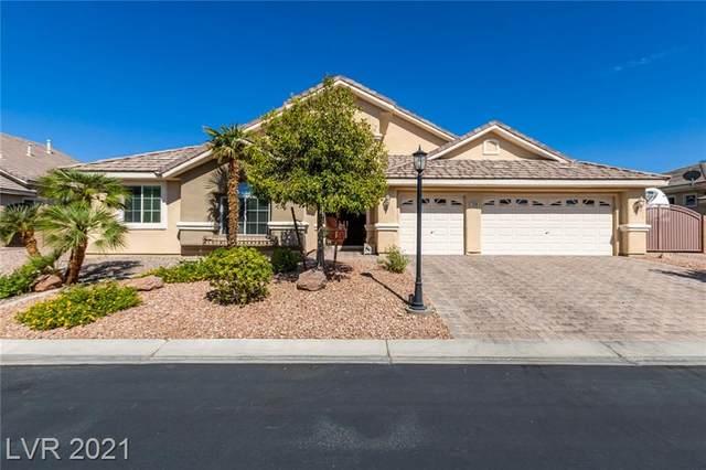 7308 Covington Gardens Street, Las Vegas, NV 89131 (MLS #2319555) :: Keller Williams Realty