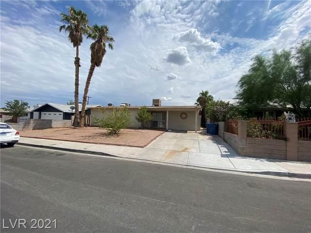 6505 Aberdeen Lane, Las Vegas, NV 89107 (MLS #2319565) :: Lindstrom Radcliffe Group