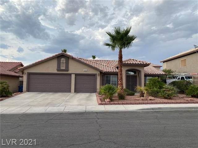 6564 Caddington Avenue, Las Vegas, NV 89110 (MLS #2319567) :: Lindstrom Radcliffe Group