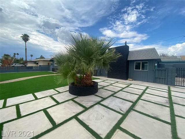829 E Oakey Boulevard, Las Vegas, NV 89104 (MLS #2319570) :: The Chris Binney Group | eXp Realty