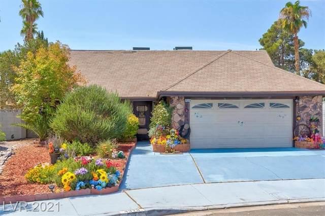 4378 Cloverhill Court, Las Vegas, NV 89147 (MLS #2319580) :: The Chris Binney Group | eXp Realty