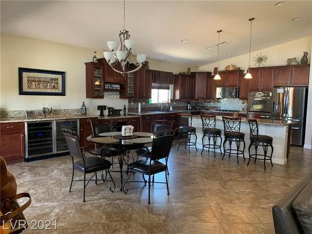 6086 Alpine Estates Circle, Las Vegas, NV 89149 (MLS #2319584) :: Kypreos Team