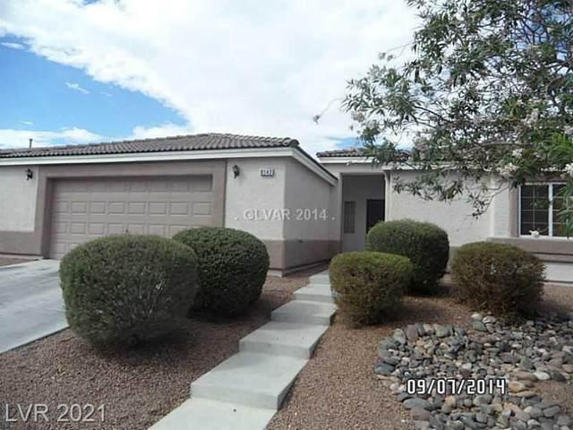 8142 Dancing Avenue, Las Vegas, NV 89131 (MLS #2319592) :: Lindstrom Radcliffe Group