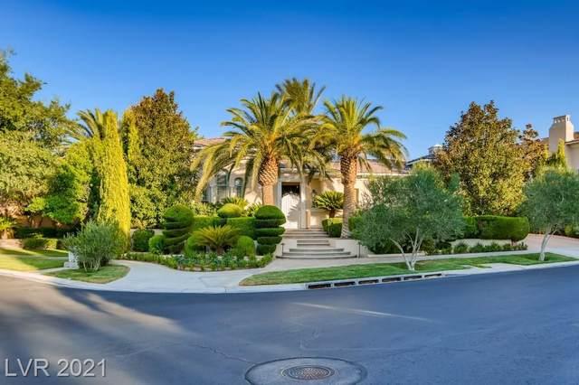 304 N Royal Ascot Drive, Las Vegas, NV 89144 (MLS #2319598) :: Keller Williams Realty