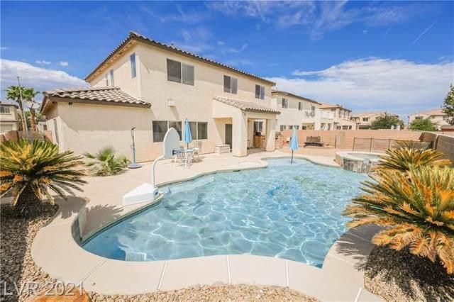 1805 Dragonfly Ranch Lane, North Las Vegas, NV 89081 (MLS #2319634) :: Kypreos Team