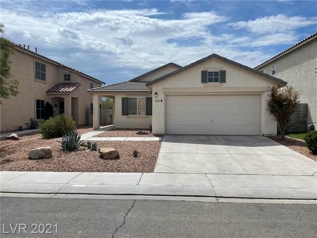 5934 Springmist Street, North Las Vegas, NV 89031 (MLS #2319642) :: Lindstrom Radcliffe Group