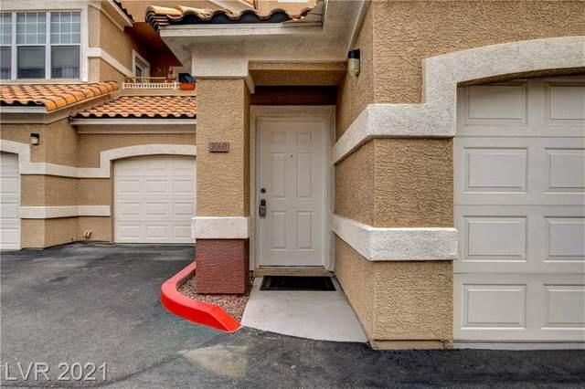 5855 Valley Drive #2060, North Las Vegas, NV 89031 (MLS #2319657) :: Hebert Group | eXp Realty