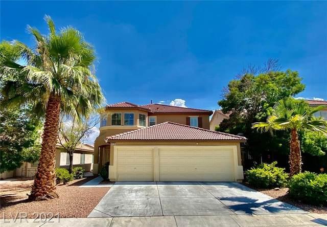 9779 Ridgebluff Avenue, Las Vegas, NV 89148 (MLS #2319658) :: The Chris Binney Group | eXp Realty