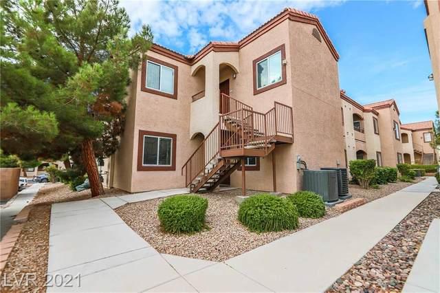 9580 W Reno Avenue #158, Las Vegas, NV 89148 (MLS #2319662) :: Jeffrey Sabel