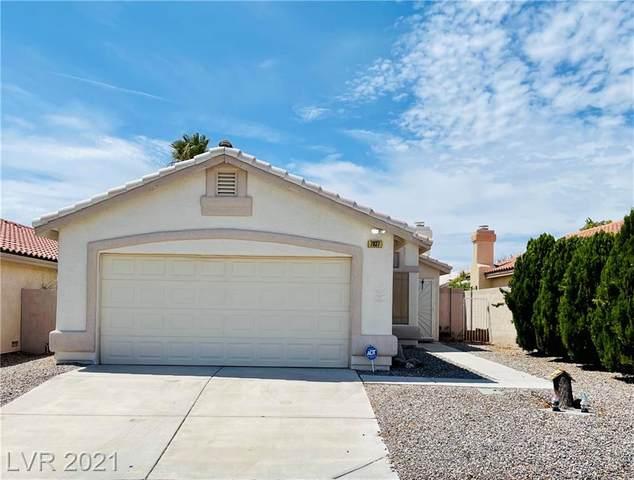 7837 Blue Charm Avenue, Las Vegas, NV 89149 (MLS #2319665) :: Kypreos Team