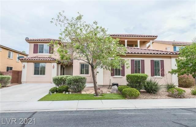 2125 Baywater Avenue, North Las Vegas, NV 89084 (MLS #2319666) :: ERA Brokers Consolidated / Sherman Group