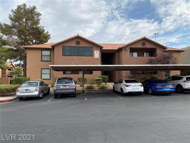 2451 N Rainbow Boulevard #1048, Las Vegas, NV 89108 (MLS #2319670) :: Kypreos Team