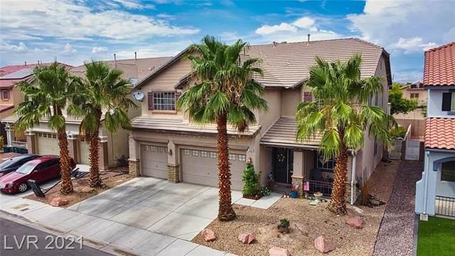7330 Dolphine Crest Avenue, Las Vegas, NV 89129 (MLS #2319675) :: Keller Williams Realty