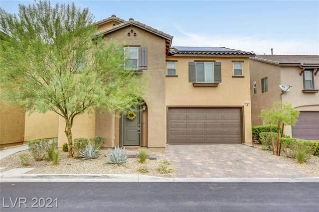 9584 Abbey Pond Avenue, Las Vegas, NV 89148 (MLS #2319686) :: Kypreos Team