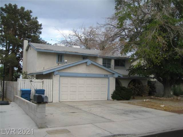 121 Deerbrook Lane, Las Vegas, NV 89107 (MLS #2319691) :: Signature Real Estate Group