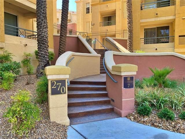 270 E Flamingo Road #221, Las Vegas, NV 89169 (MLS #2319696) :: Jeffrey Sabel