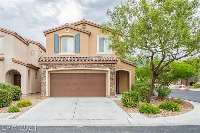 4779 Castel Martini Court, Las Vegas, NV 89147 (MLS #2319697) :: Jeffrey Sabel