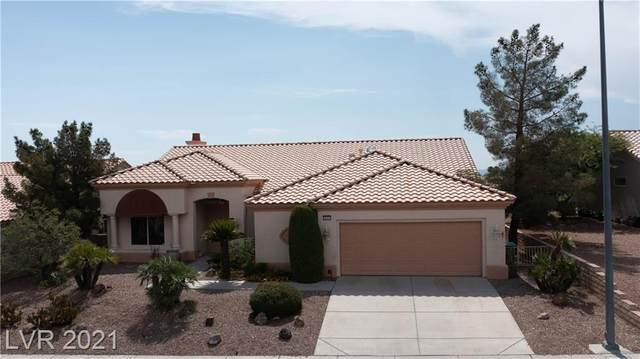 2820 High Range Drive, Las Vegas, NV 89134 (MLS #2319699) :: Keller Williams Realty