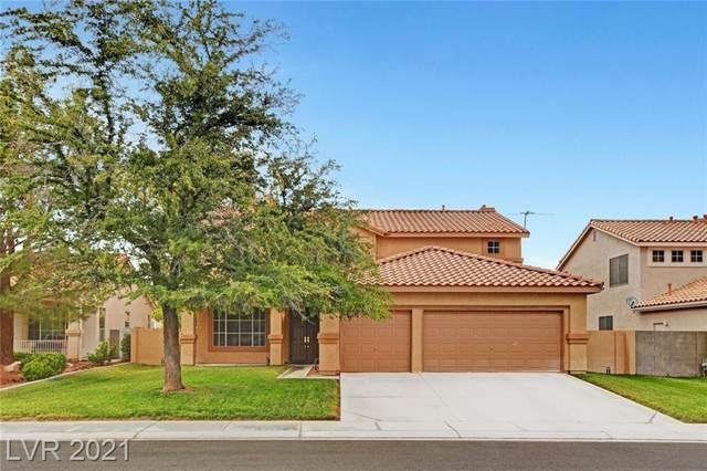 1324 Borderwood Lane, North Las Vegas, NV 89031 (MLS #2319705) :: Kypreos Team