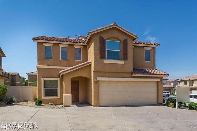 1140 Claire Rose Avenue, Las Vegas, NV 89183 (MLS #2319711) :: Lindstrom Radcliffe Group