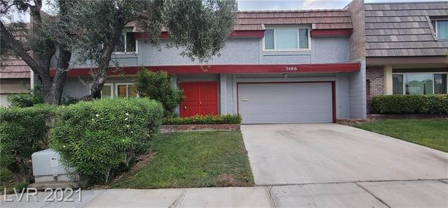 3486 Kensbrook Street, Las Vegas, NV 89121 (MLS #2319720) :: The Perna Group