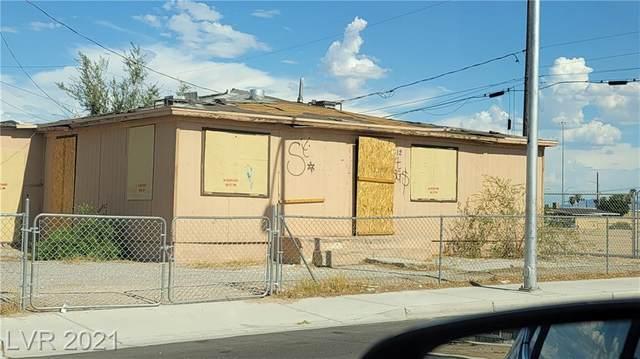 1312 C Street, Las Vegas, NV 89106 (MLS #2319722) :: The Melvin Team
