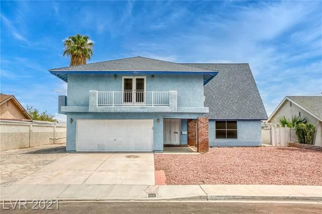 4154 Don Bonito Street, Las Vegas, NV 89121 (MLS #2319732) :: Lindstrom Radcliffe Group