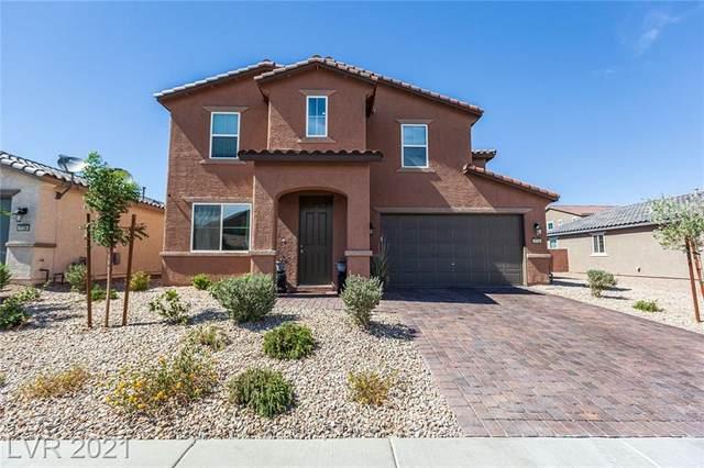 3732 W Colton Avenue, North Las Vegas, NV 89032 (MLS #2319735) :: Kypreos Team