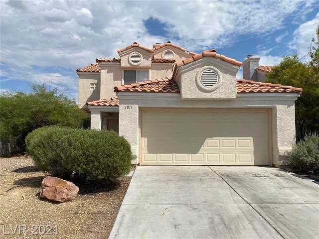 1811 La Villa Drive, North Las Vegas, NV 89031 (MLS #2319739) :: Hebert Group | Realty One Group