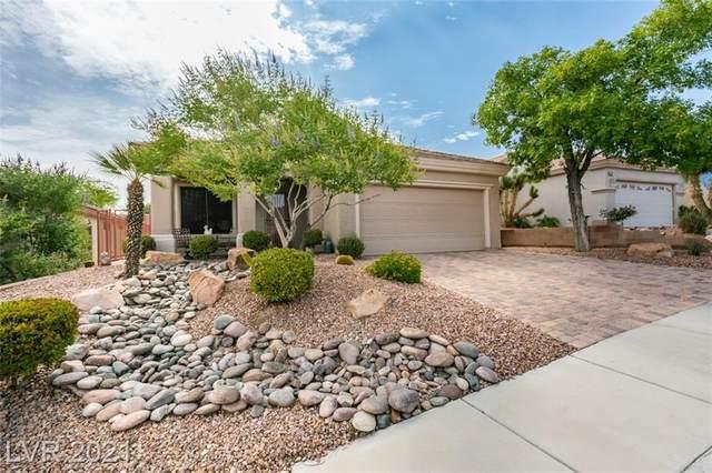 1828 High Mesa Drive, Henderson, NV 89012 (MLS #2319740) :: Keller Williams Realty