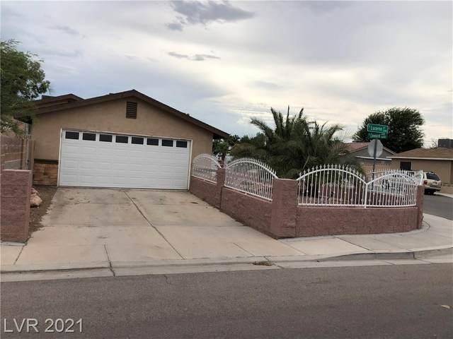 4679 E Cleveland Avenue, Las Vegas, NV 89104 (MLS #2319751) :: Lindstrom Radcliffe Group