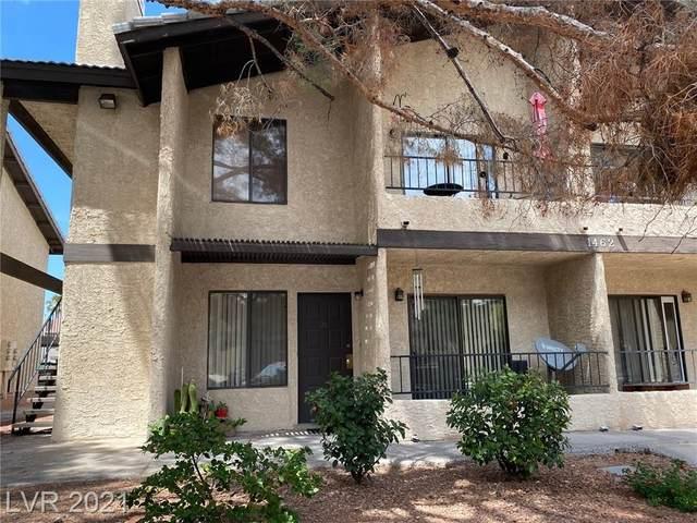 1462 Tamareno Circle A (21), Las Vegas, NV 89119 (MLS #2319755) :: Lindstrom Radcliffe Group
