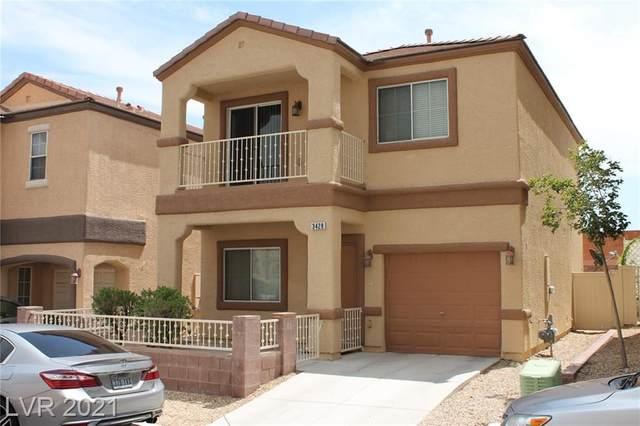 3428 Bearpin Gap Lane, Las Vegas, NV 89129 (MLS #2319772) :: Kypreos Team