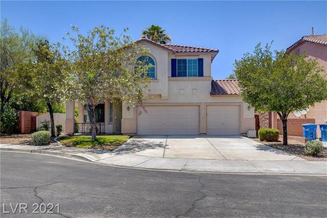 1085 Sapphire Sky Court, Henderson, NV 89002 (MLS #2319773) :: Lindstrom Radcliffe Group