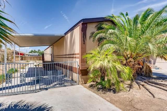 5653 Tahoe Drive, Las Vegas, NV 89142 (MLS #2319779) :: Lindstrom Radcliffe Group