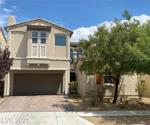 8516 Stuckey Avenue, Las Vegas, NV 89143 (MLS #2319781) :: Keller Williams Realty